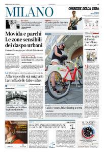 Corriere della Sera Milano – 03 luglio 2019