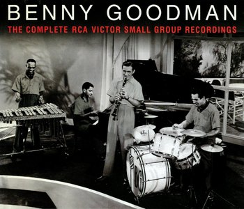 Benny Goodman - The Complete RCA Victor Small Group Recordings (1997) {3CD Set BMG 09026-68764-2 rec 1935-1939}