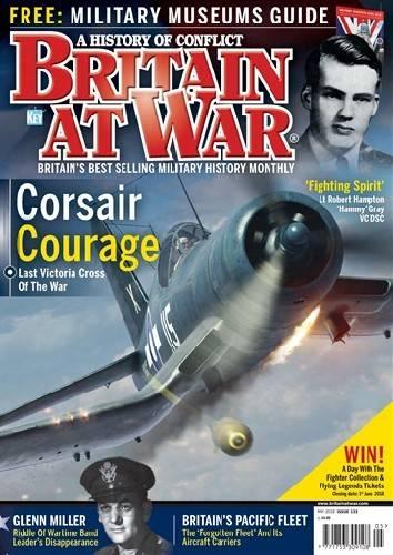 Britain at War Magazine - Issue 133 (May 2018)