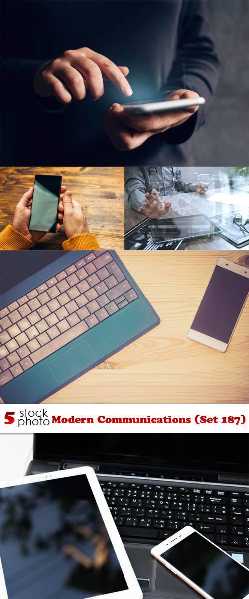 Photos - Modern Communications (Set 187)