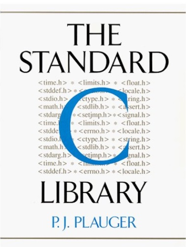 The Standard C Library [Repost]