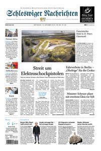 Schleswiger Nachrichten - 10. Oktober 2018