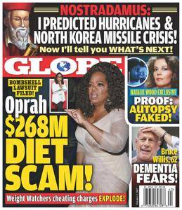 Globe – October 02, 2017