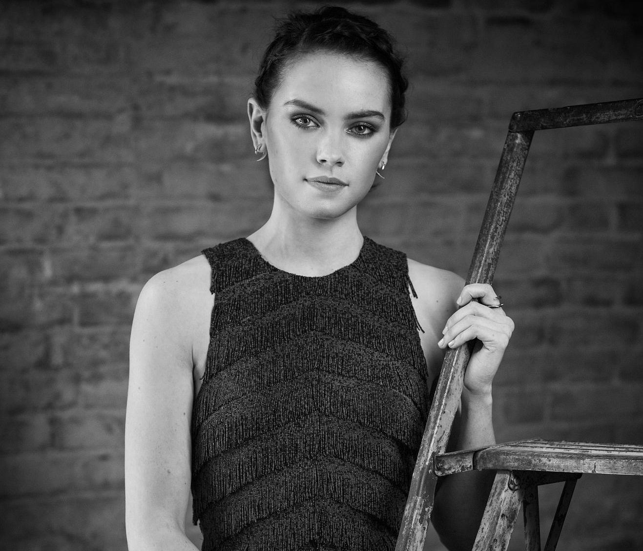 Daisy Ridley by Sarah Dunn for Empire Magazine June 2016