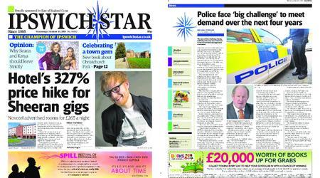 Ipswich Star – October 10, 2018