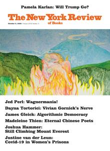 The New York Review of Books - October 08, 2020