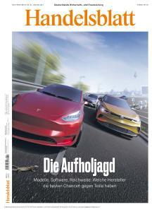 Handelsblatt - 29-31 Januar 2021
