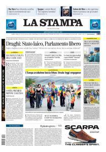La Stampa - 24 Giugno 2021