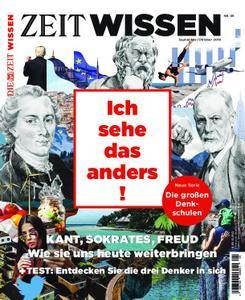Zeit Wissen - September/Oktober 2018