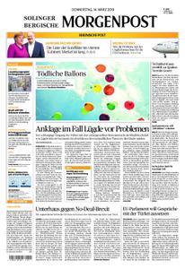 Solinger Morgenpost – 14. März 2019