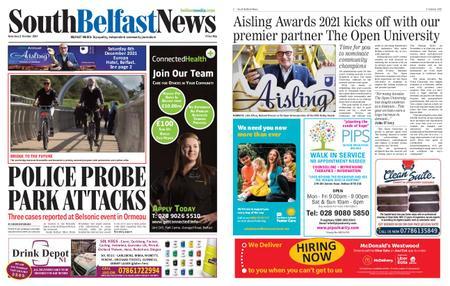 South Belfast News – September 30, 2021