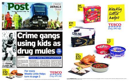 Nottingham Post – November 01, 2018