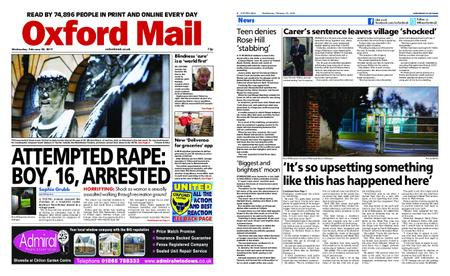 Oxford Mail – February 20, 2019
