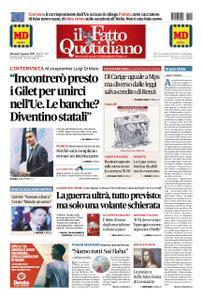 Il Fatto Quotidiano - 09 gennaio 2019