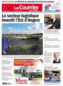 Le Courrier de l'Ouest Nord Anjou – 24 octobre 2019