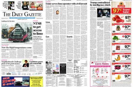 The Daily Gazette – January 30, 2019