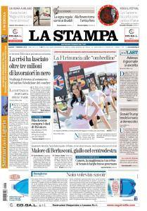La Stampa Imperia e Sanremo - 1 Febbraio 2018