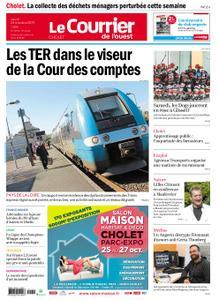 Le Courrier de l'Ouest Cholet – 24 octobre 2019