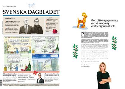 Svenska Dagbladet – 24 december 2019