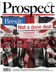 Prospect Magazine - August 2016