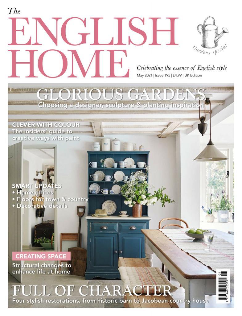 The English Home - May 2021