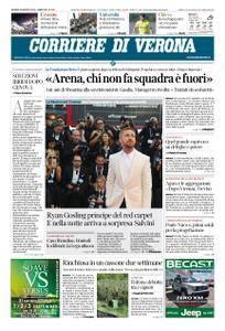 Corriere di Verona – August 30, 2018