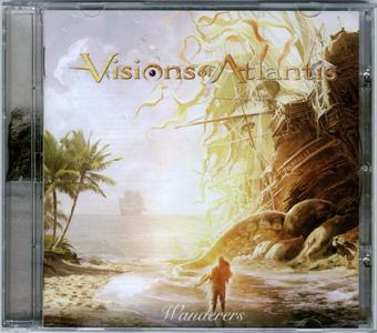 Visions Of Atlantis - Wanderers (2019)