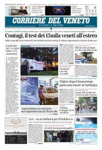 Corriere del Veneto Venezia e Mestre – 20 agosto 2020