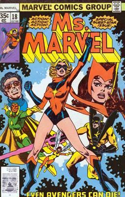 Ms Marvel #18