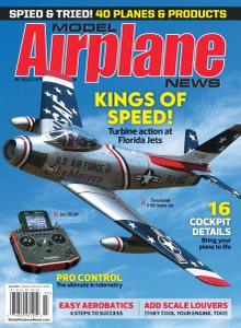 Model Airplane News - July 2020