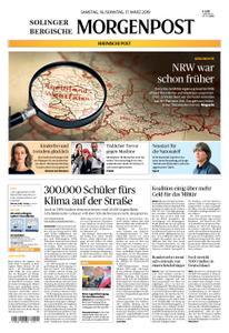 Solinger Morgenpost – 16. März 2019