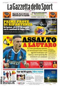 La Gazzetta dello Sport Sicilia – 16 aprile 2020