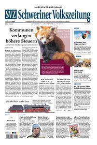 Schweriner Volkszeitung Hagenower Kreisblatt - 14. November 2019