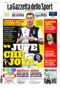 La Gazzetta dello Sport Sicilia – 27 maggio 2020