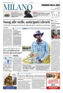 Corriere della Sera Milano – 15 gennaio 2020