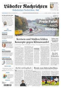 Lübecker Nachrichten Ostholstein Süd - 15. November 2017