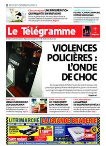 Le Télégramme Ouest Cornouaille – 28 novembre 2020