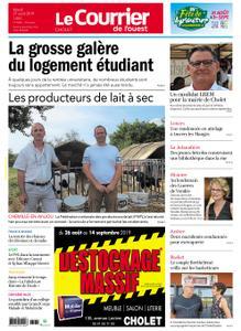 Le Courrier de l'Ouest Cholet – 27 août 2019