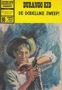 Sheriff Classics - 169 - Durango Kid - De Dodelijke Zweep