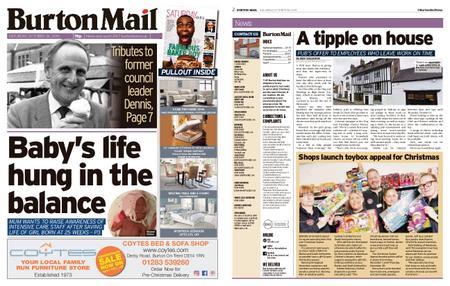 Burton Mail – October 26, 2019