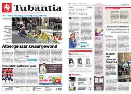 Tubantia - Enschede – 09 april 2018