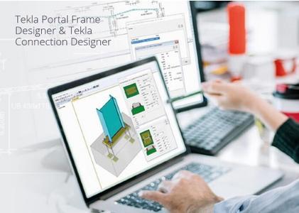 Trimble Tekla Portal Frame & Connection Designer 2019 version 19.0.0