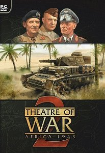 Theatre of War 2: Africa 1943 (Full ISO)