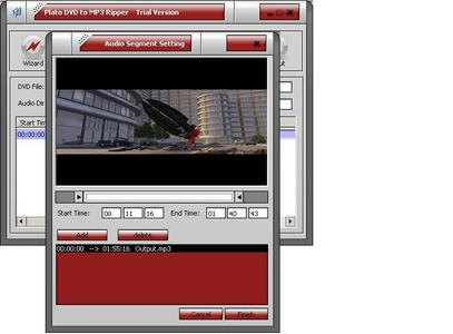 Plato DVD to MP3 Ripper 4.64