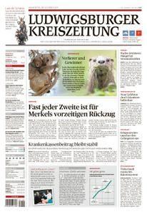 Ludwigsburger Kreiszeitung - 28. Dezember 2017