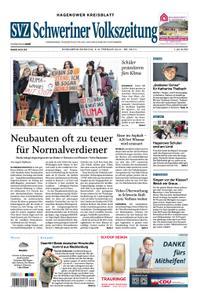Schweriner Volkszeitung Hagenower Kreisblatt - 02. Februar 2019