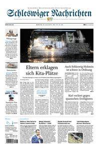 Schleswiger Nachrichten - 30. Juli 2018