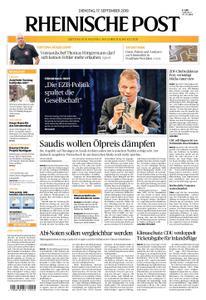 Rheinische Post – 17. September 2019