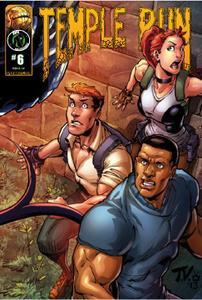 Ape Entertainment-Temple Run No 06 2013 Hybrid Comic eBook