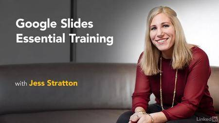 Google Slides Essential Training